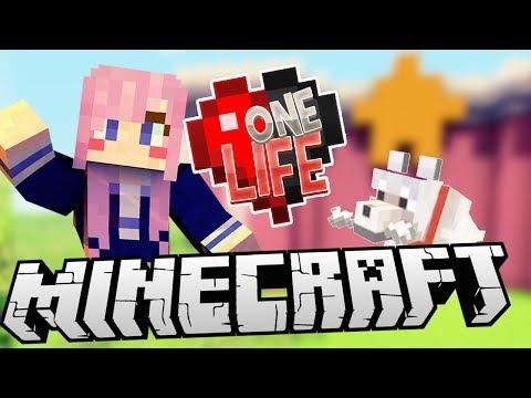 My Mermaid Palace | Ep. 3 | Minecraft One Life - Видео из Майнкрафт (Minecraft)