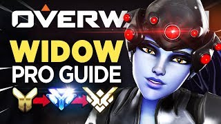 Top 5 Widowmaker Tips to Rank Up FAST! Beginner to Advanced - Overwatch Guide