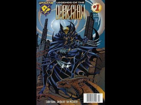 Amalgam: Legends of the Dark Claw #1 Review   The Comic Vault