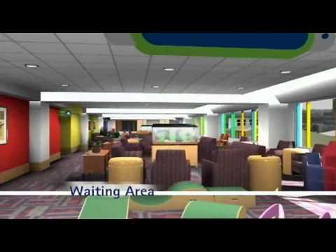 Children's Hospital campus virtual tour