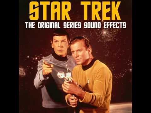 Star Trek: TOS Sound Effects -