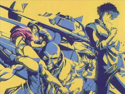 Cowboy Bebop - Rain (Female Vocal Version)