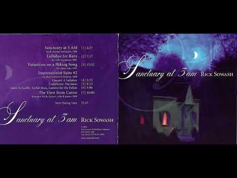 Sanctuary at 3am- Impressionist; Cassatt: A Lullabye Track #1 of 3