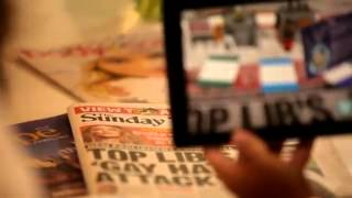 News Alive - Sunday Telegraph - News Australia - Newspaper Augmented Reality