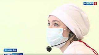 Соревнования молодых медиков проходят на площадке WorldSkills Russia в Йошкар Оле