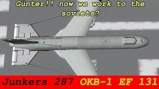 ksp junkers 287 okb 1 ef 131 real plane firespitter b9 aerospace