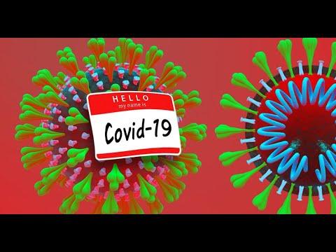 Информационный ролик о коронавирусе
