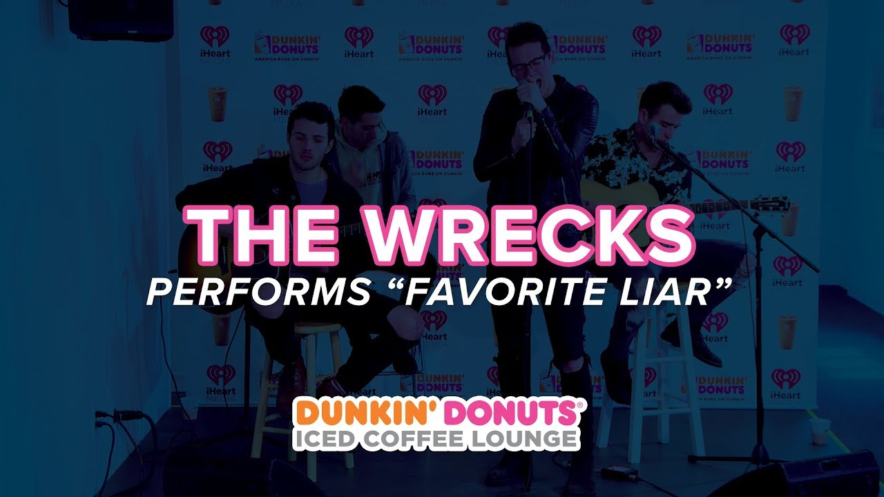 Favorite liar the wrecks