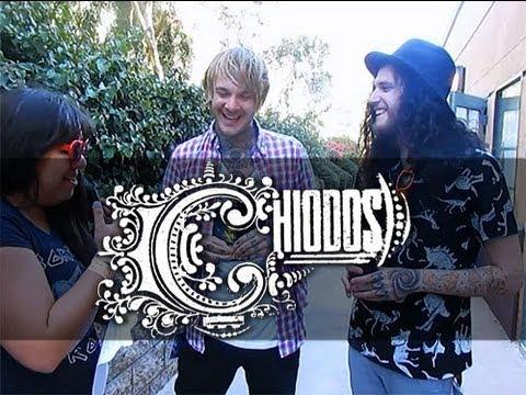 Chiodos interview (Vans Warped Tour 2013)