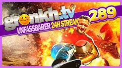 0289 🔴 Der UNFASSBARE 24H-STREAM (MEGA ACTION!!) 🔴 Gronkh Livestream   18.01.2019