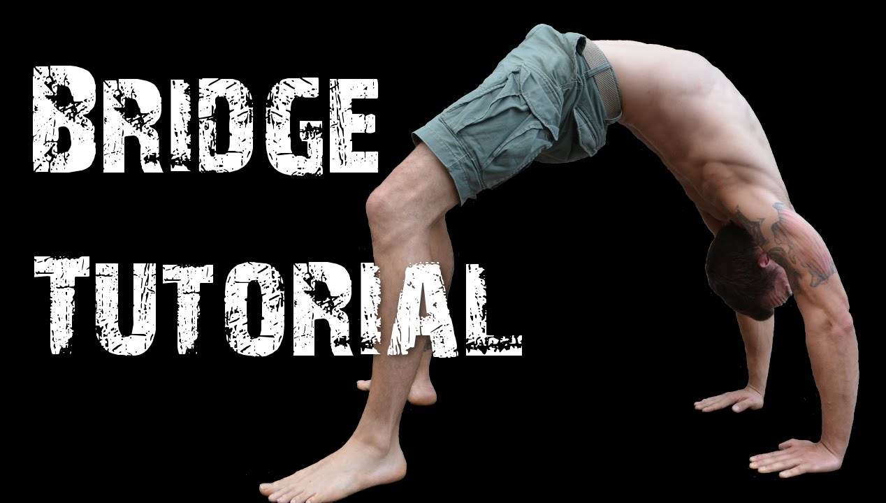 The Bridge – How and Why? The Best Body-Weight-Only Exercise