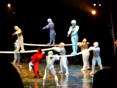 Cirque du Soleil Alegria - São Paulo - 21.03.2008