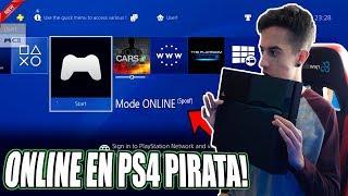 NUEVO AVANCE EN PS4 PIRATA! JUGAR ONLINE GRATIS!