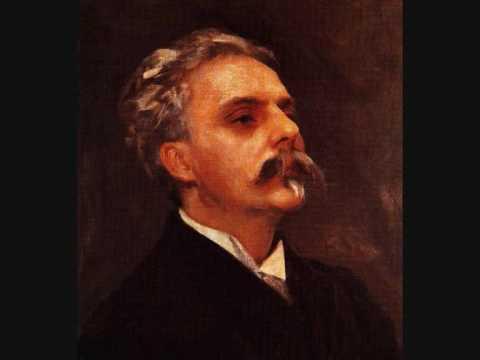 Gabriel Fauré - Romance sans Paroles - Op 17, No 1 - Piano