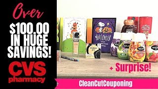 CVS COUPONING LOOT (10/21-10/27) HOT FREEBIES! FREE Toothpaste! FREE CARDS + More!