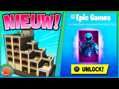 *NIEUW* TILTED TOWERS GEBOUW!! GROTE RPG GLITCH!! - Fortnite: Battle Royale