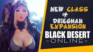 Black Desert Online - Leveling A New Class With The Latest Expansion