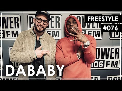 DaBaby Freestyle w The LA Leakers - Freestyle 076