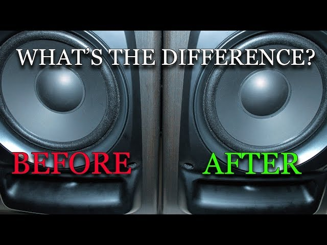 Speaker Bass Enhancement ? - Before & After