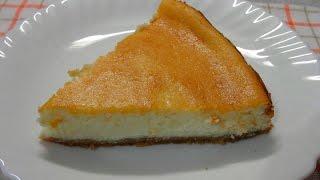 Домашний чизкейк из адыгейского сыра - очень просто и очень вкусно