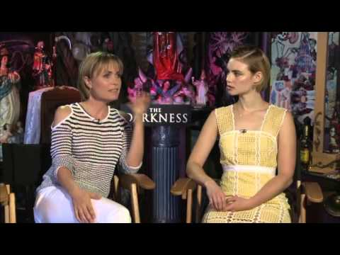 The Darkness  with Radha Mitchell and Lucy Fry