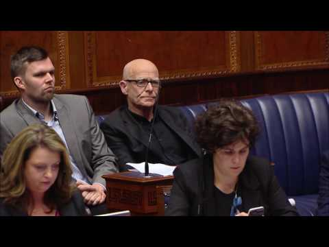 Question Time: Justice Tuesday 21 June 2016