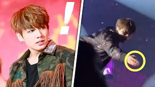 3 Times Jungkook Saved Fans From INJURY