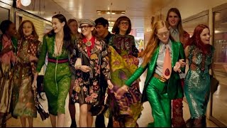 Gucci Spring Summer 2016 Campaign Film