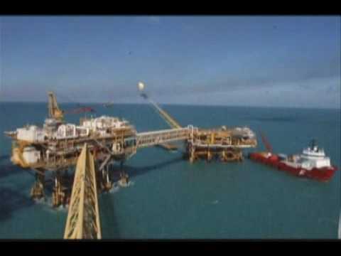 Exploracion de petróleo - Oil exploration
