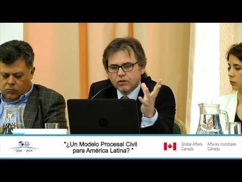 ¿Un modelo procesal civil para América Latina?