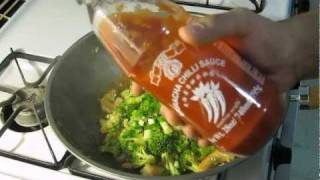 Spicy Ginger Garlic Shrimp