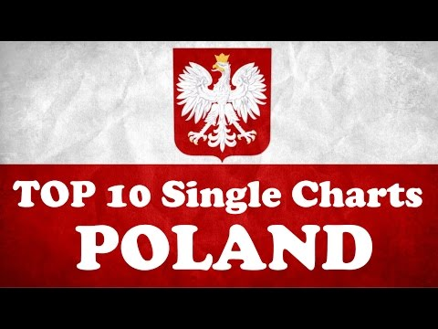 Top 10 Single Charts | Poland | 24.04.2017 | ChartExpress