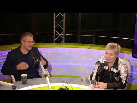 """""""Больше чем бизнес"""" на Радио 1. 14-ый выпуск. Андрей Хрюкин, Светлана Лазоренко"""