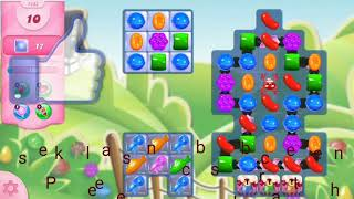 Candy Crush Saga Level 1432/No BOOSTERS