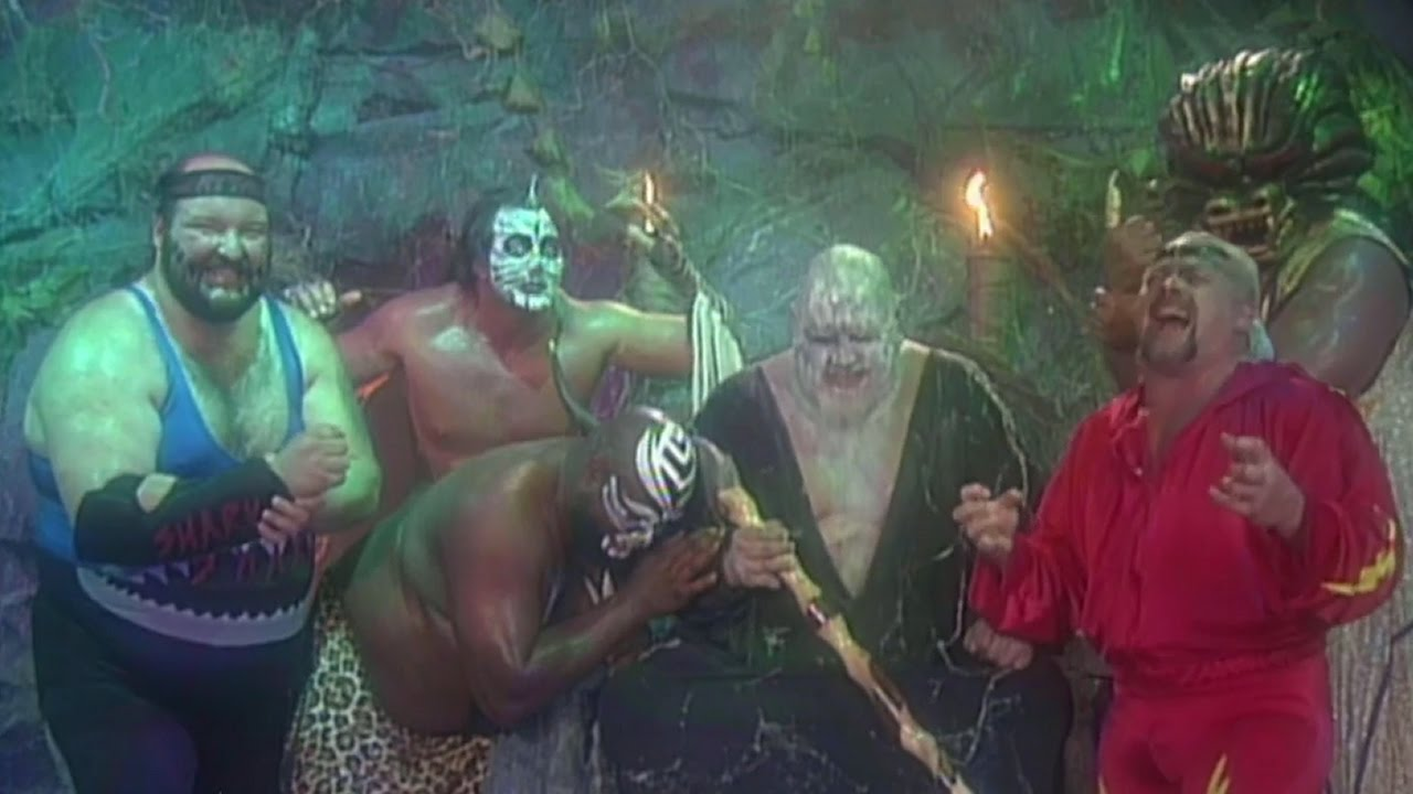Image result for dungeon of doom wcw