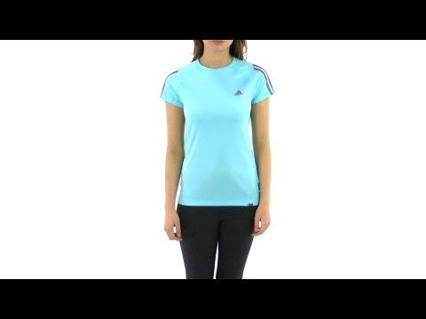 adidas-women's-terrex-swift-short-sleeve-running-tee- -swimoutlet.com