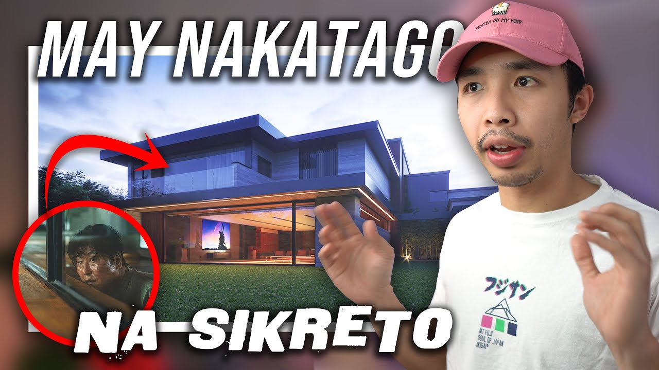 Pinoy Architect Reacts to the Movie PARASITE House