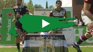 Liga Heineken Play-Offs Semifinal - SilverStorm El Salvador v Sanitas Alcobendas Rugby
