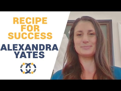 Recipe for Success: Chef Alexandra Yates