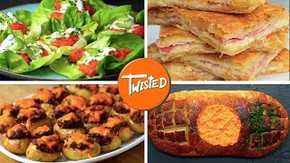 11 Mouth-Watering Appetizers For Your Next Party  | Appetizer Ideas | Twisted
