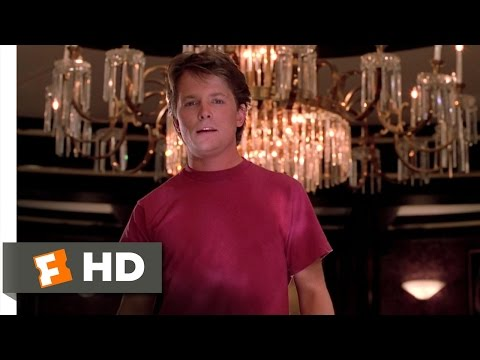 Back to the Future Part 2 (8/12) Movie CLIP - The Almanac (1989) HD
