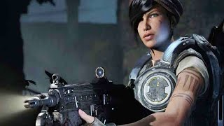 gears of war 4 gameplay reveal e3 2015 microsoft press conference xbox one pc hd