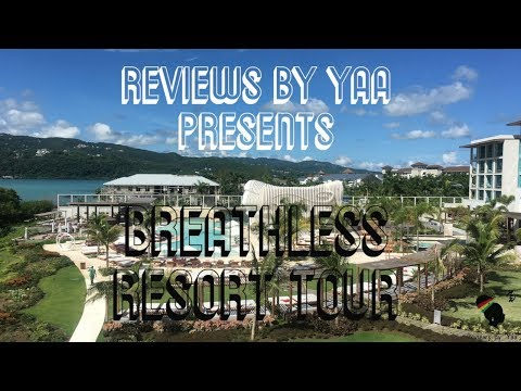 Breathless Montego Bay | Resort Tour | Reviews By Yaa |