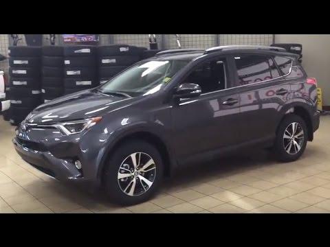2017 Toyota Rav4 Xle Awd Review