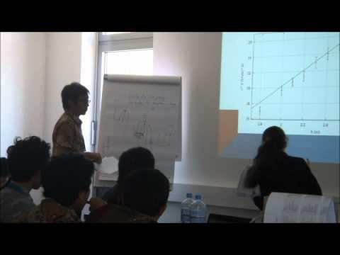 IYPT BR - IYPT 2012: PF 4, stage 2 - Indonesia, Brazil, Czech Republic (Problem 3: String of Beads)