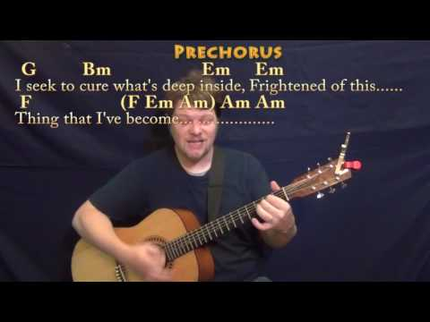 Africa (Toto) Strum Guitar Cover Lesson in Am with Chords/Lyrics