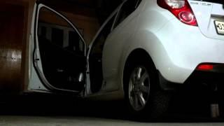 Chevrolet Spark m300. Sport Exhaust System