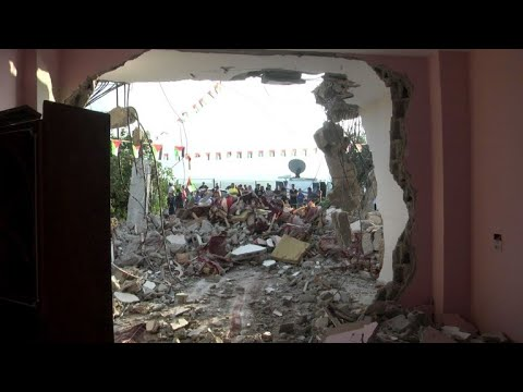 Thumbnail: Israel demolishes home of Palestinian who stabbed 3 to death