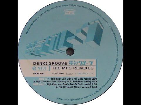 Denki Groove - Niji (Original Album Version)