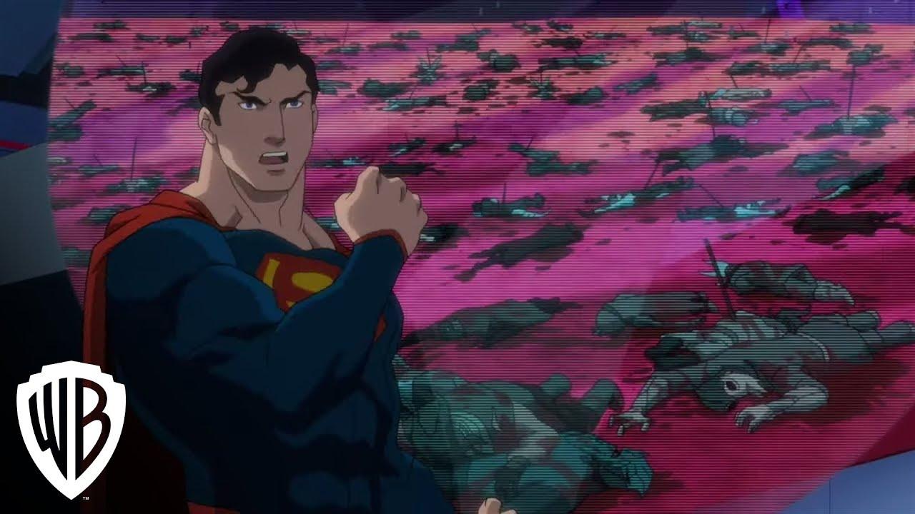 Justice League Dark Apokolips War Trailer Warner Bros Entertainment Youtube